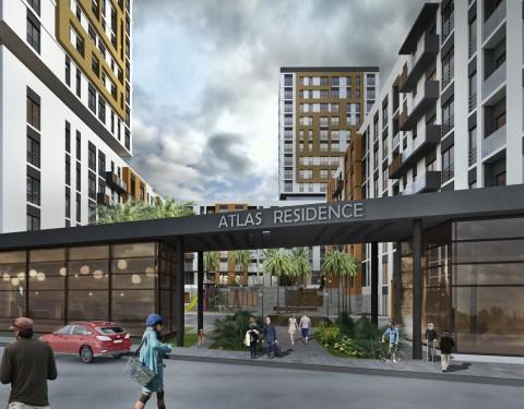 Atlas Caddesi Kentsel Dönüşüm Projesi