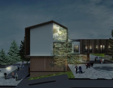 Yeni Erbaa Çamlık Sosyal Habitatı Ulusal Mimari Proje Yarışması