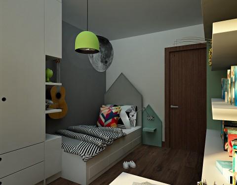Selçuk Evi Genç Odası